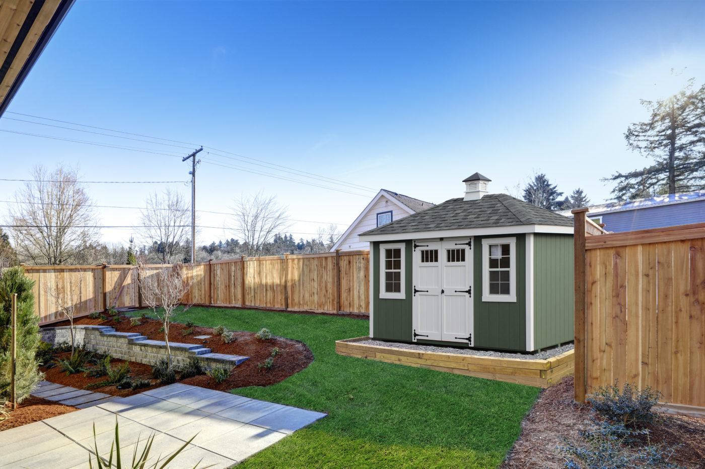 hip roof buildings for sale