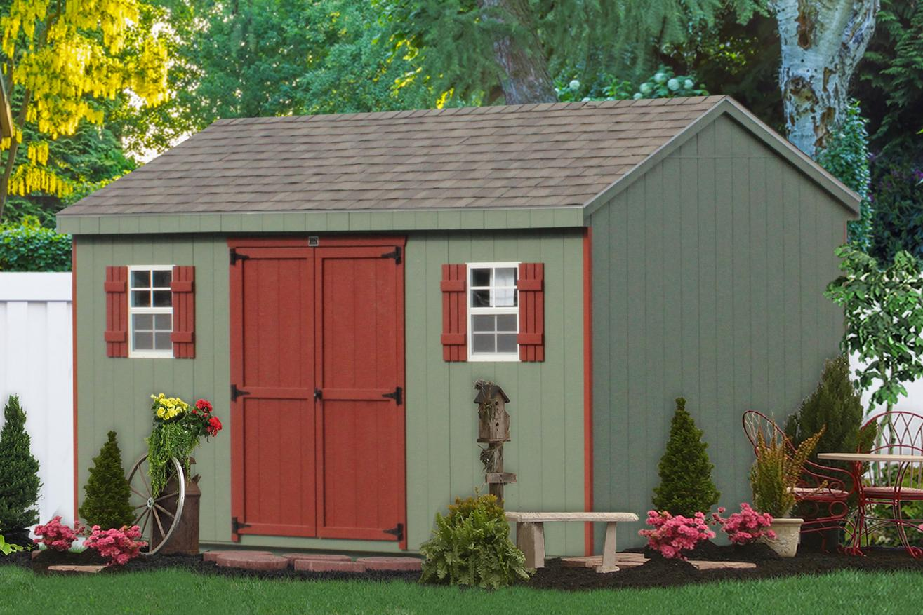 discounted sheds for sale