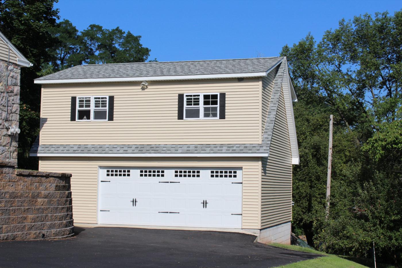 2 story 2 car garage pa ny nj