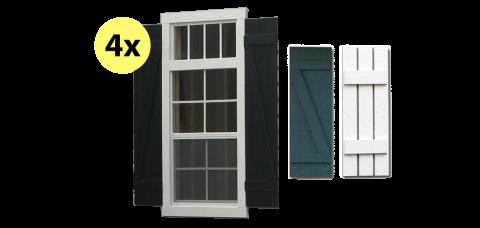 legacy windows for portable sheds garages
