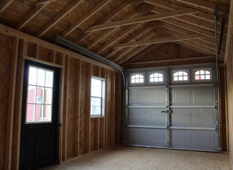 portable single garage for sale