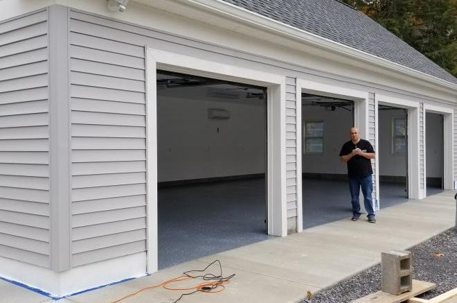 residential garage builder pa