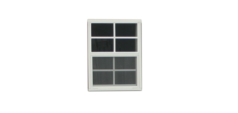 minibarn window for portable sheds garages