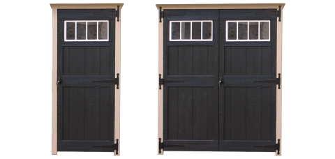 legacy shed doors