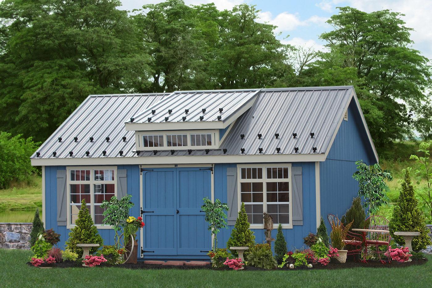 premier garden shed in pa