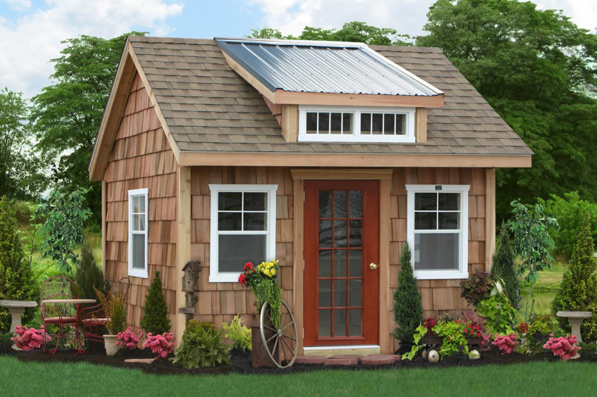 10x10 custom storage shed lancaster pa 0
