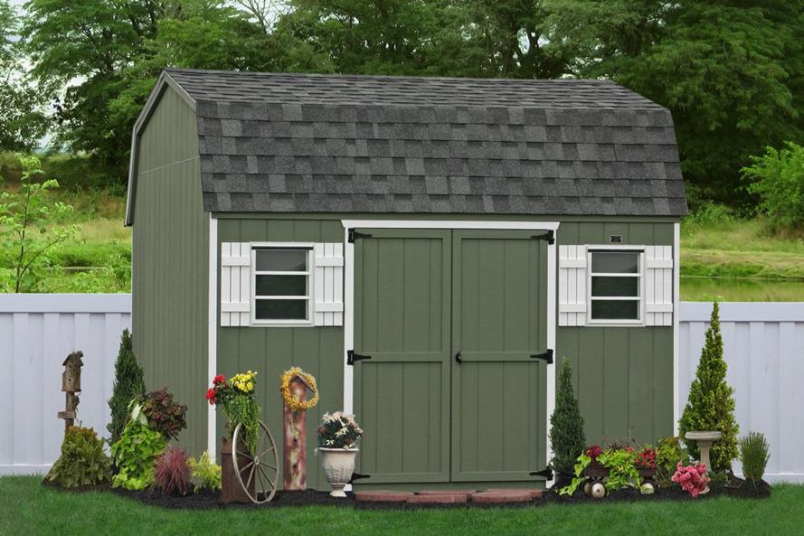 10x10 maxibarn shed lancaster pa