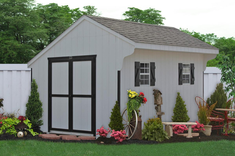 saltbox shed storage 1