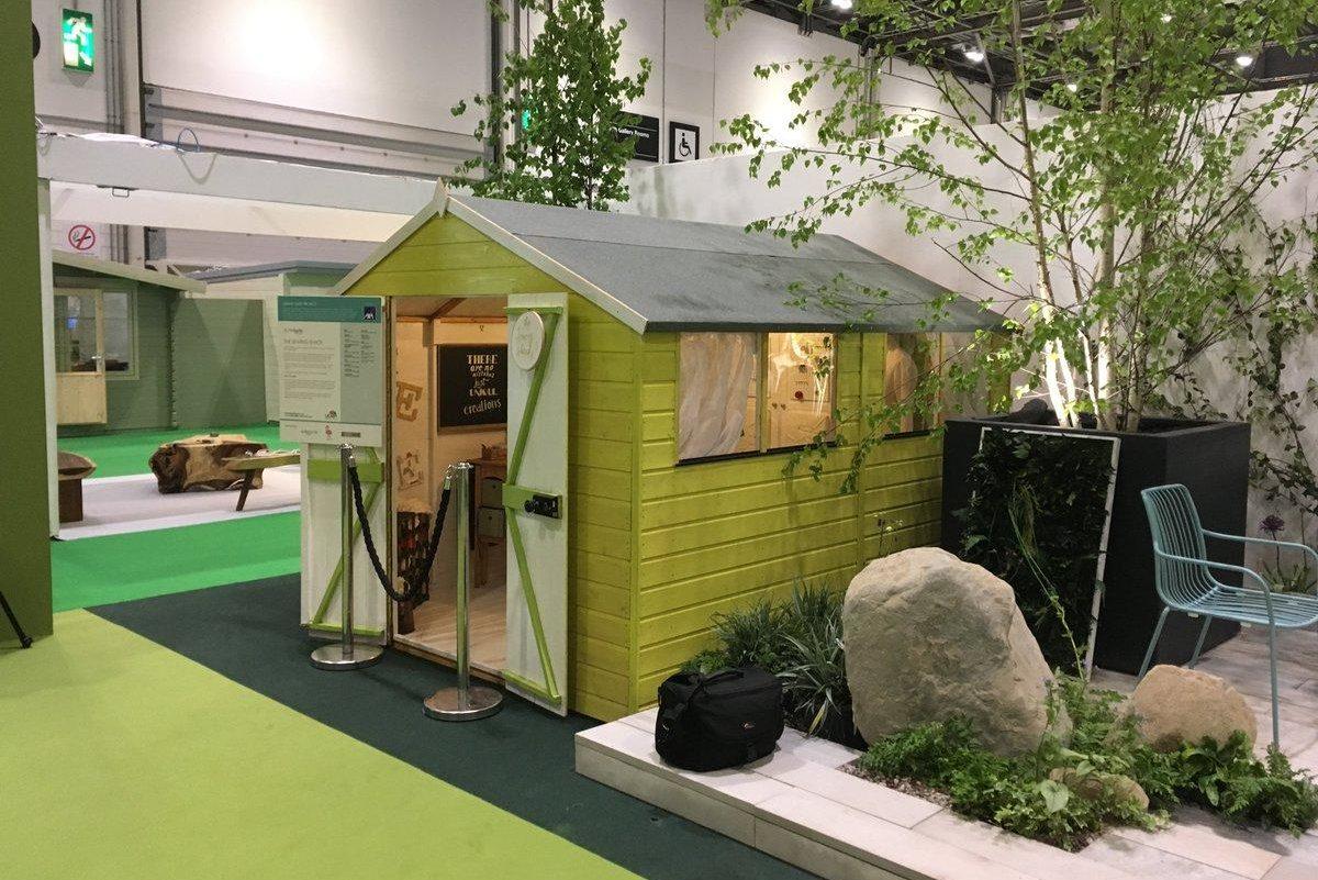 sewing shed shack design 0