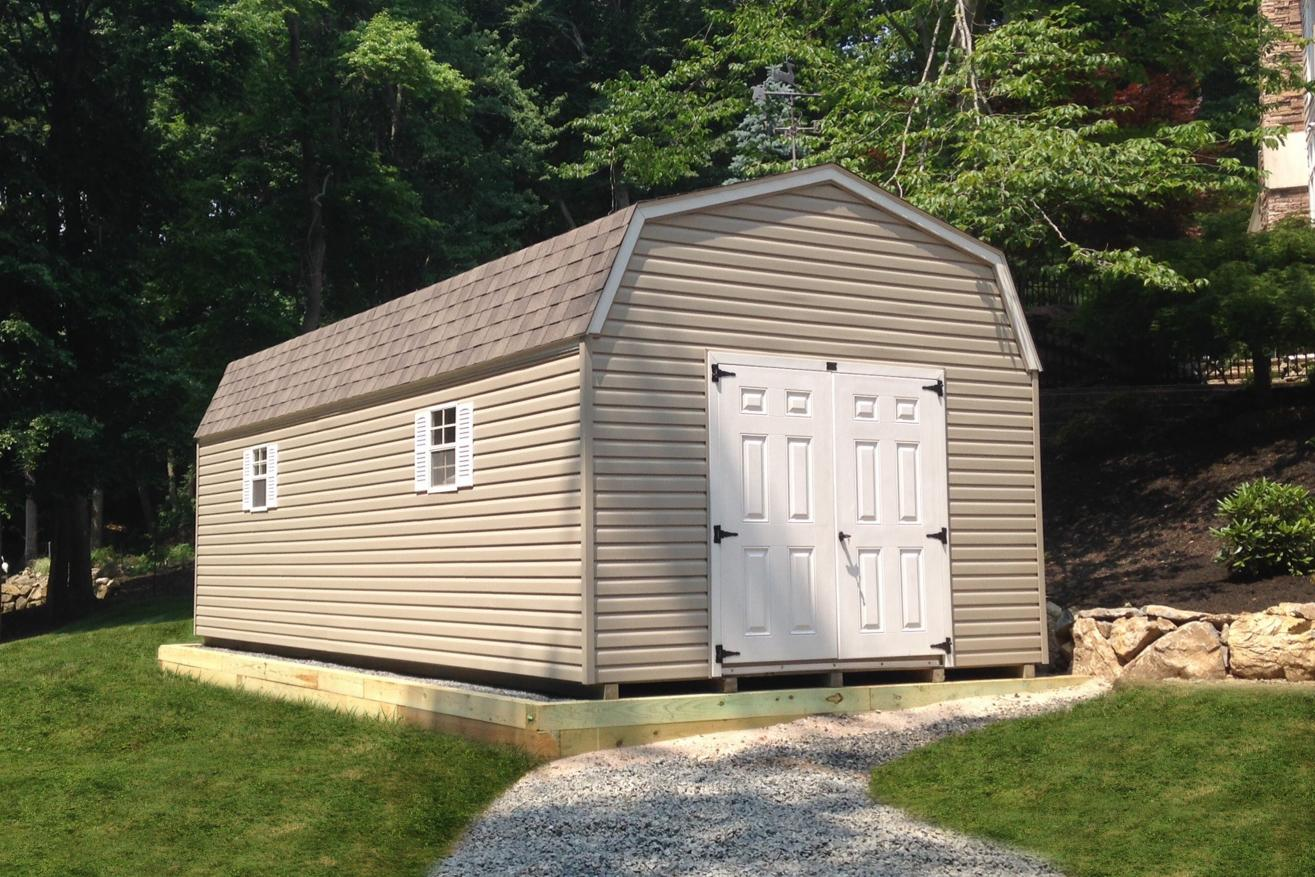12x30 shed barn 1