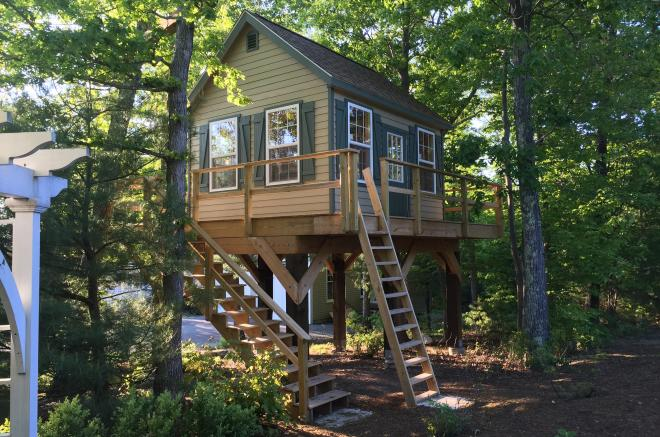 13054 buy shed for tree house ct