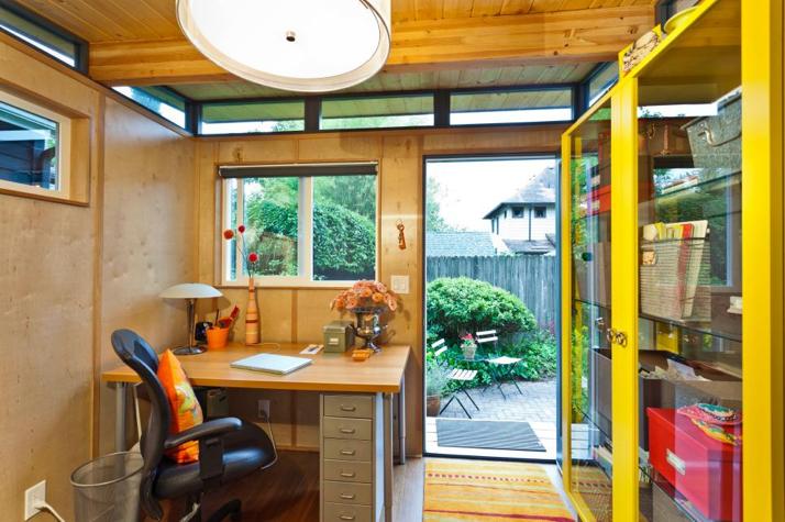 backyard blogger storage shed