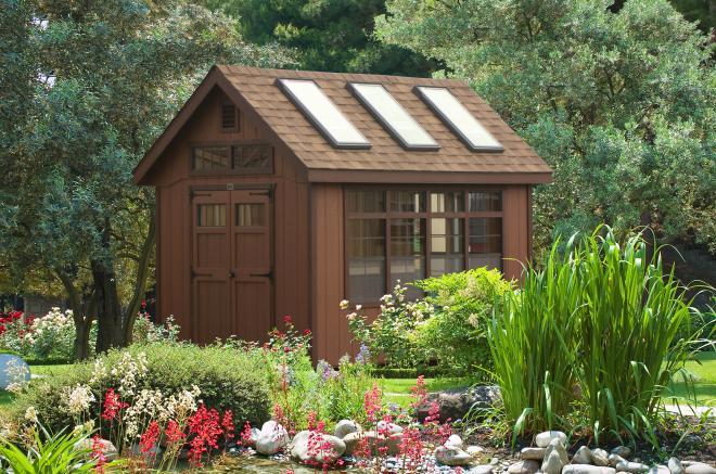 backyard potting sheds for sale
