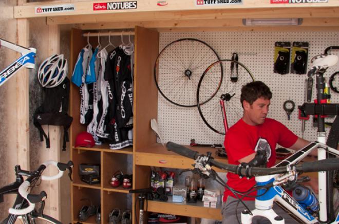 bike storage sheds pa