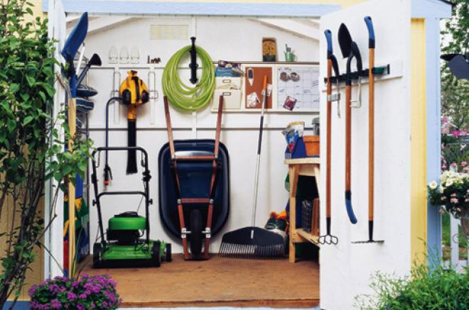 buy garden storage sheds
