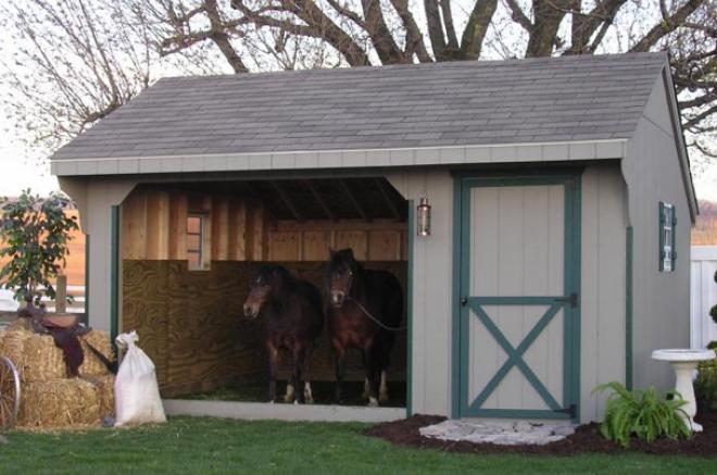 pony shed shelter pa nj ny