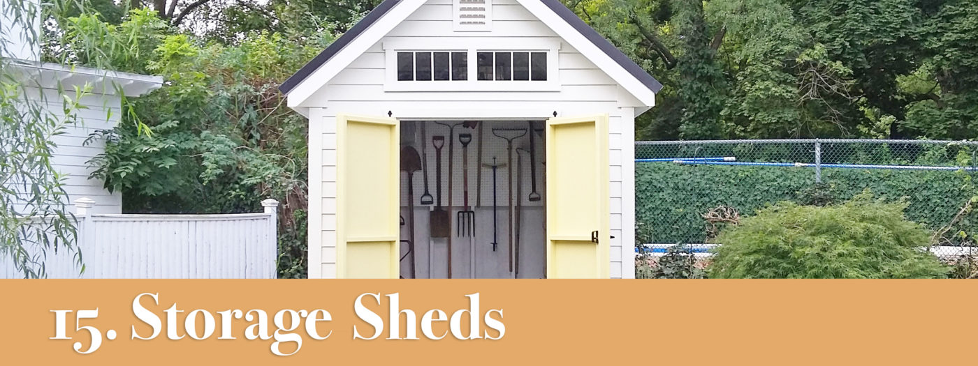 storage sheds ny