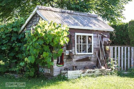 pa custom potting shed ideas for backyard