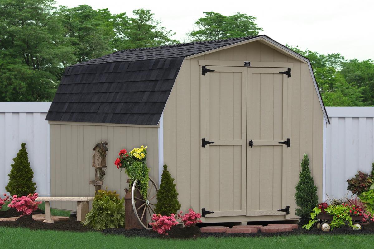 minibarn outdoor storage shed nj 1