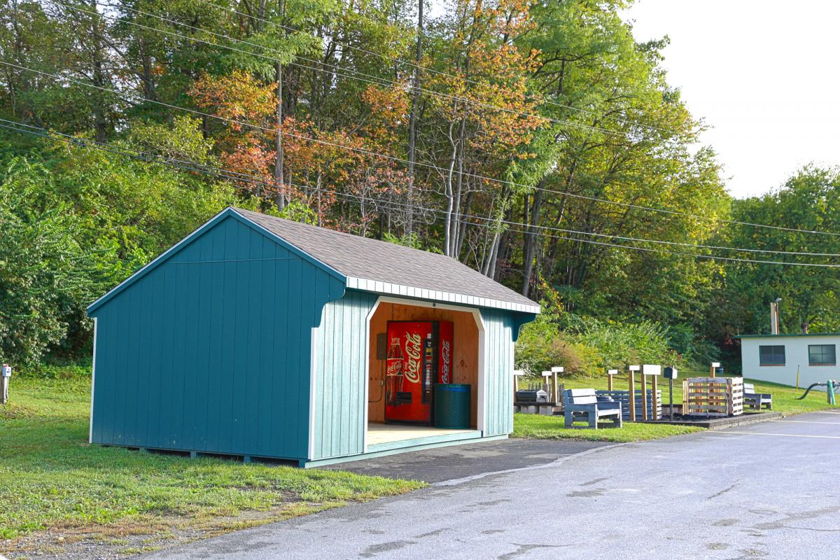 12x20 shed saltbox
