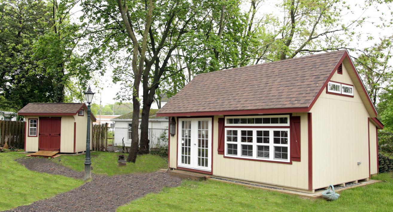 12x20 shed studio