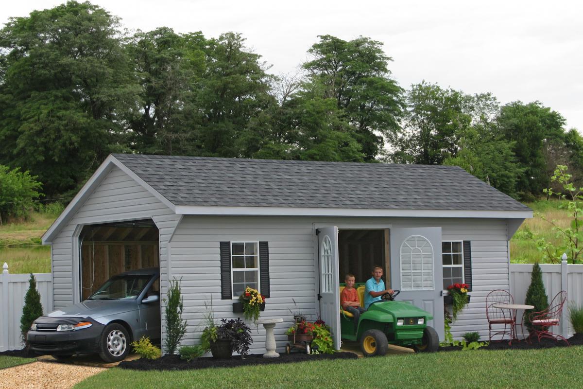 12x28 one car garage ny