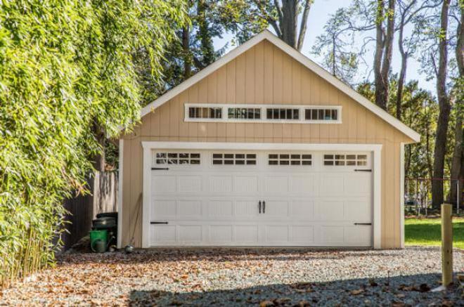 yellow modular garage 0 1