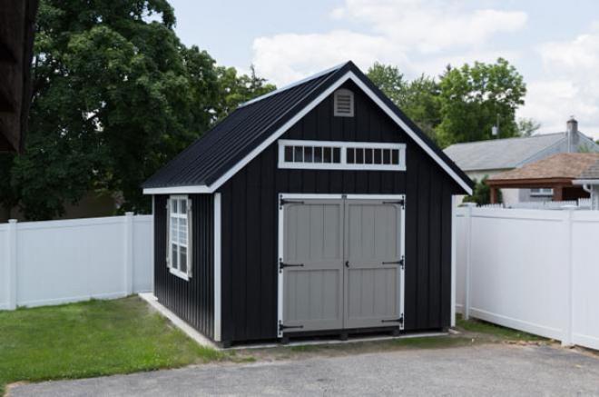 12x16 standard premier garden storage sheds pa