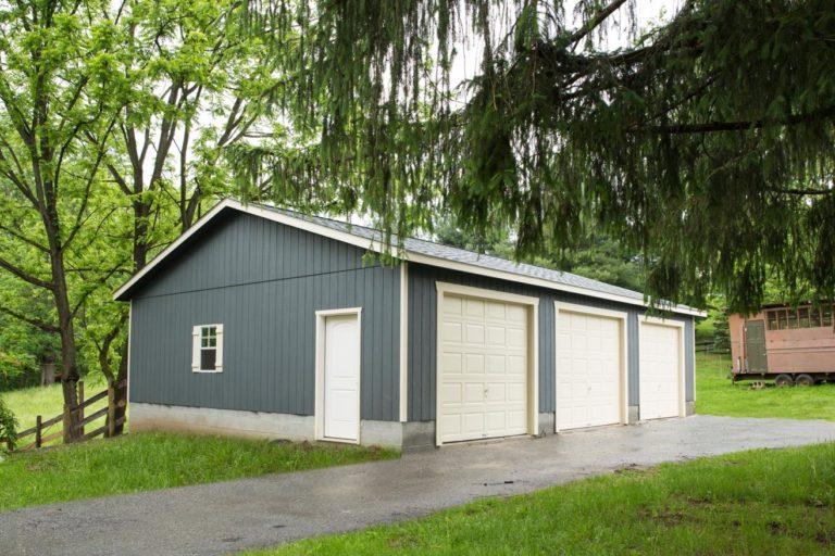 three car garage buildings pa 0