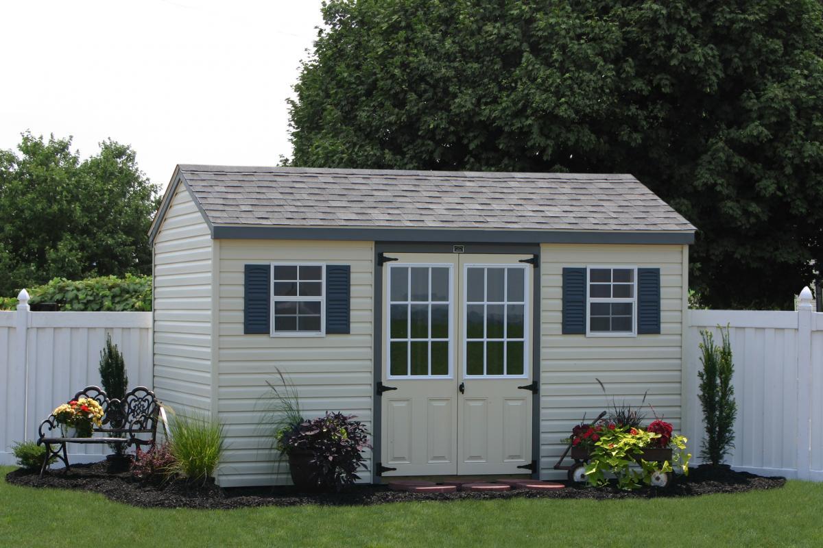 classic workshop garden shed