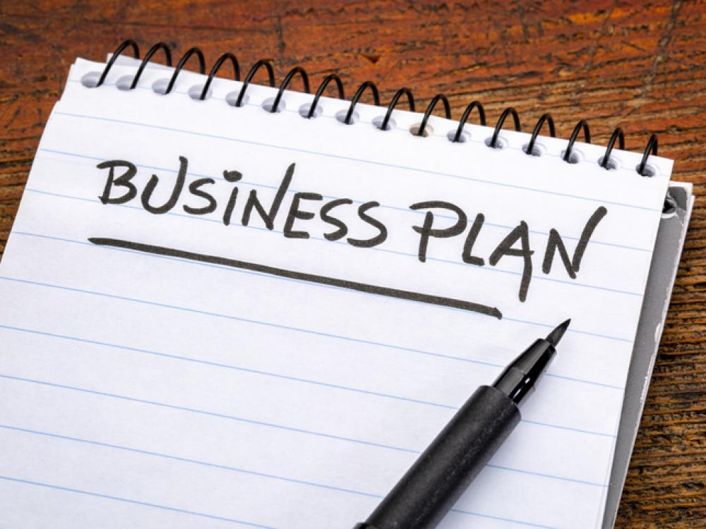 business plan for home based business