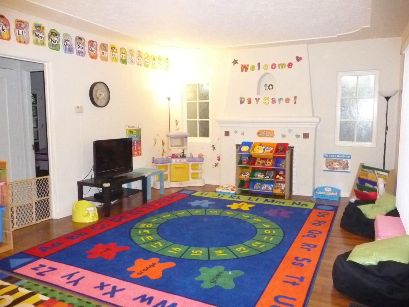 home based business daycare