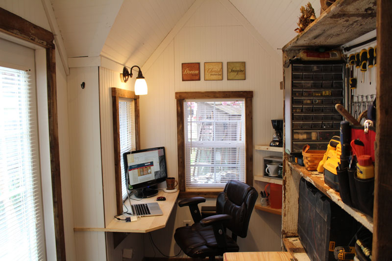 home based business office