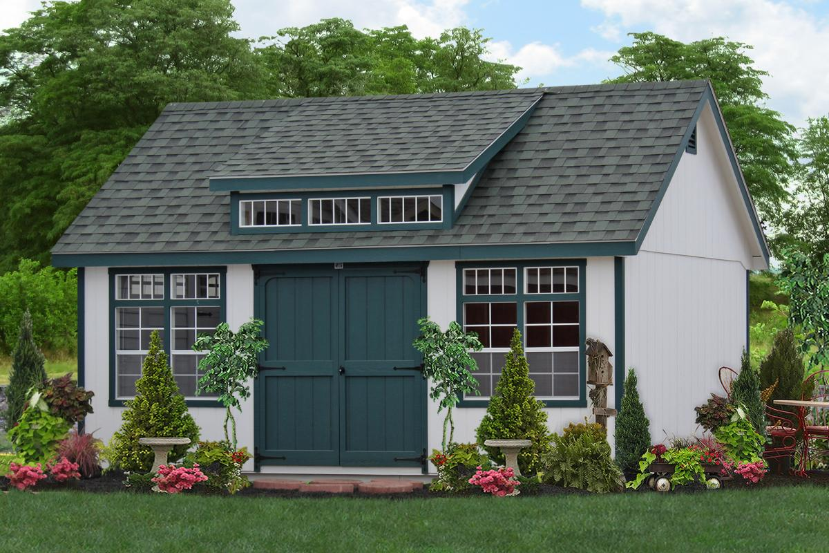 buy a garden storage shed in md