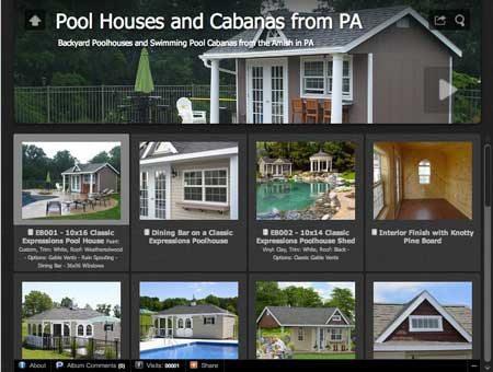 poolhouse potting shed ideas