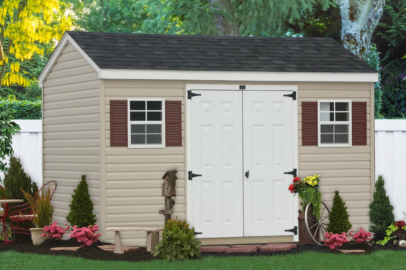 8x12 small storage shed