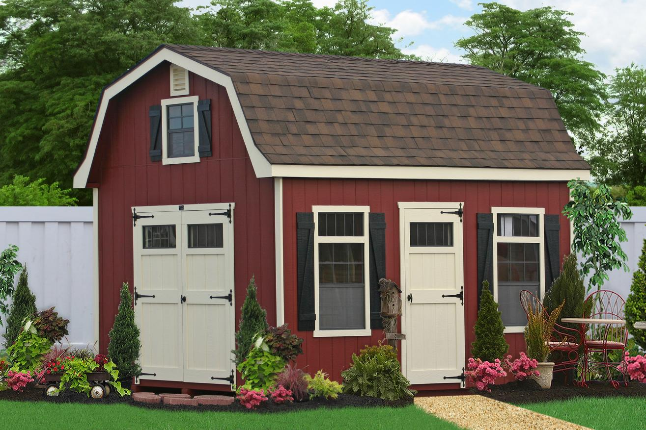small barn storage shed