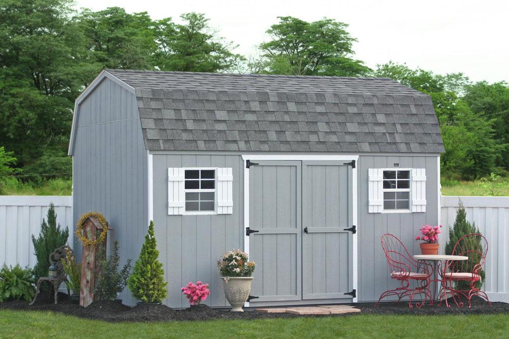10x14 maxibarn sheds