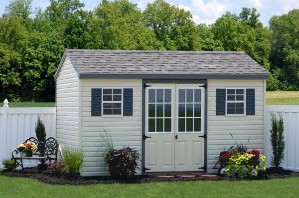 custom vinyl shed 0