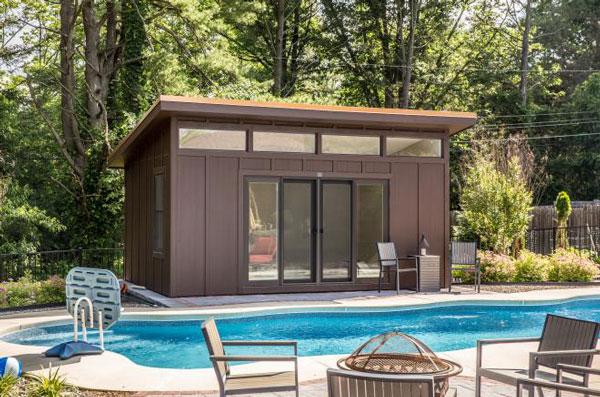 modern wooden sheds 0