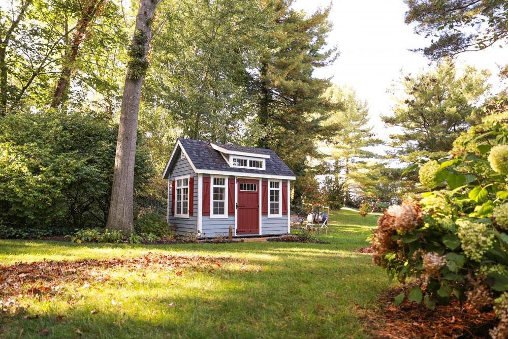 wooden sheds 0
