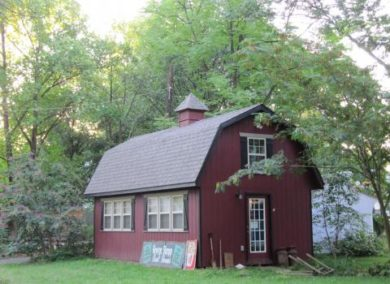 14x26 two story shed ideas