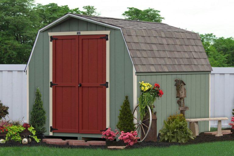 wood amish barn shed nj ny ct