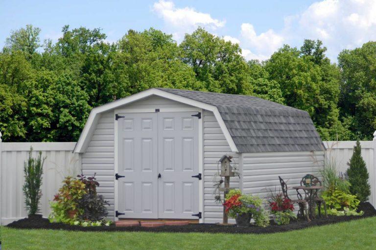 vinyl amish barn sheds va md de wv