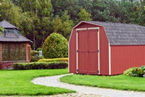 amish barn sheds pa