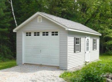prefab garage ma