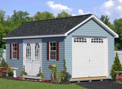 one story garage for sale