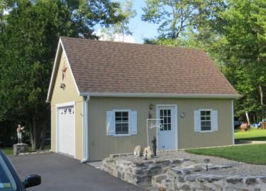 buy a two story car garage in nj