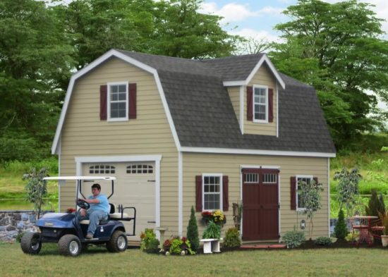 buy two story garage pa ny nj