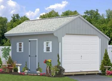 prefabricated garages pa 1